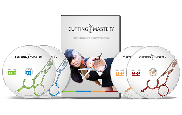 Cutting Mastery DVD Package Design