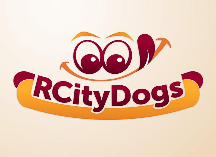 RCityDogs Logo Design