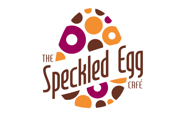 Speckled Egg Cafe Logo Design