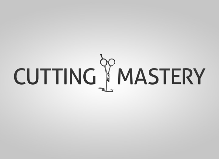 Cutting Mastery Logo Design